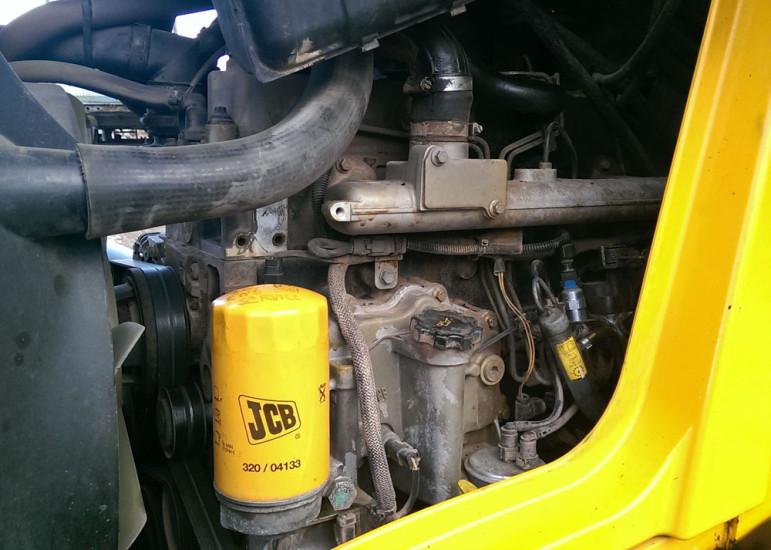 Дизельный двигатель JCB 3CX