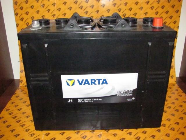 Аккумулятор VARTA для JCB 3CX-4CX