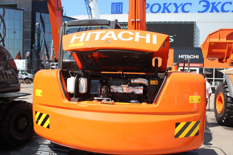 Экскаватор Хитачи 330