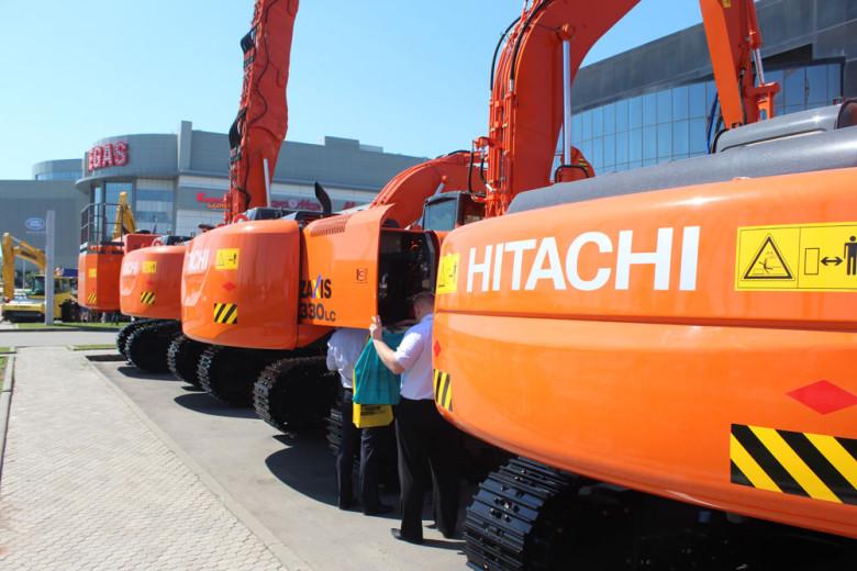 Hitachi ZX 330