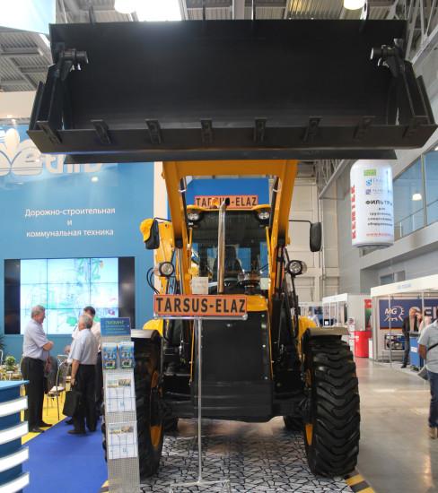 Навесное оборудование ЕлАЗ 888