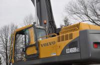экскаватор Volvo 460