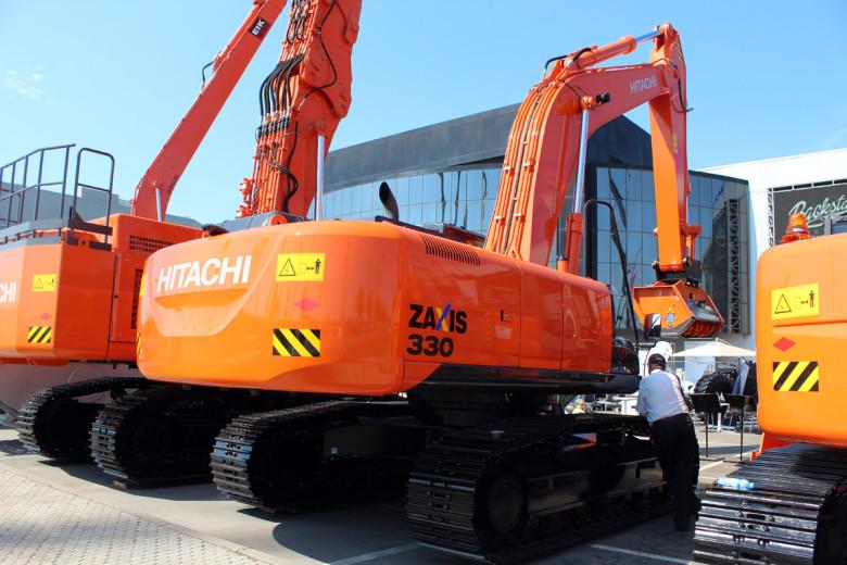 Экскаватор Hitachi ZX330-5G