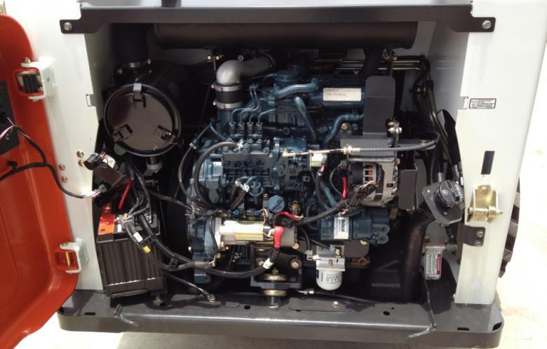 Двигатель Bobcat s630