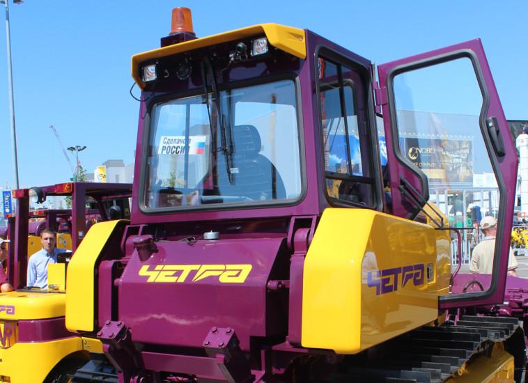 Кабина оператора трактора Четра Т25