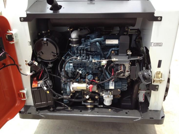 Двигатель Bobcat S850