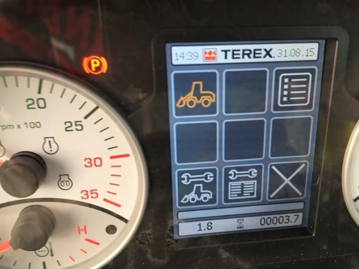 Приборная панель Terex TL 100