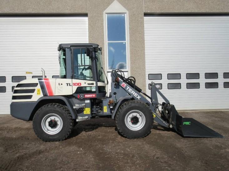 Трактор Terex TL 100