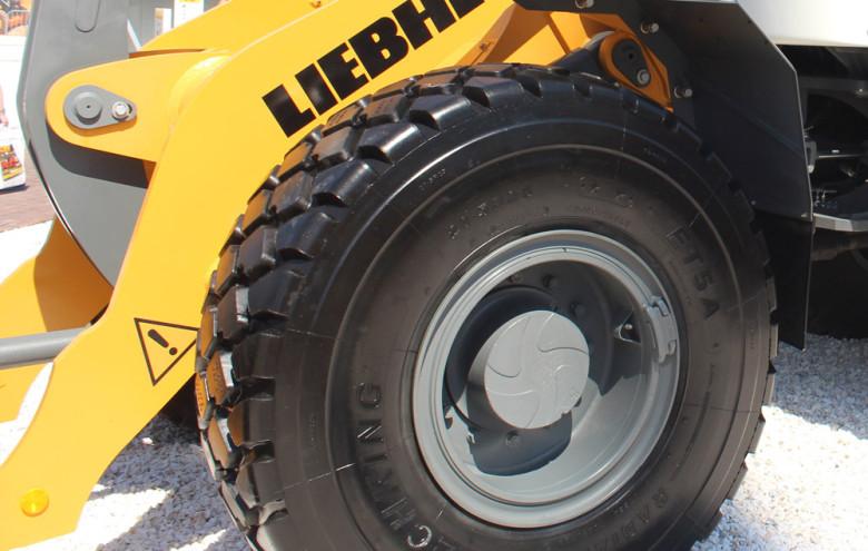 Колесо Liebherr L538