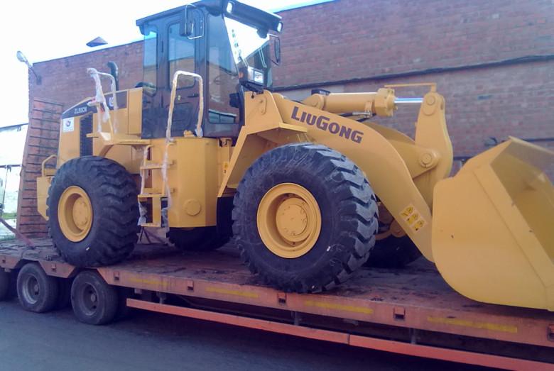 Трактор LiuGong ZL50CN