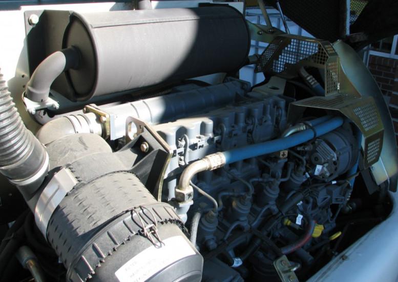 Двигатель Terex TL65