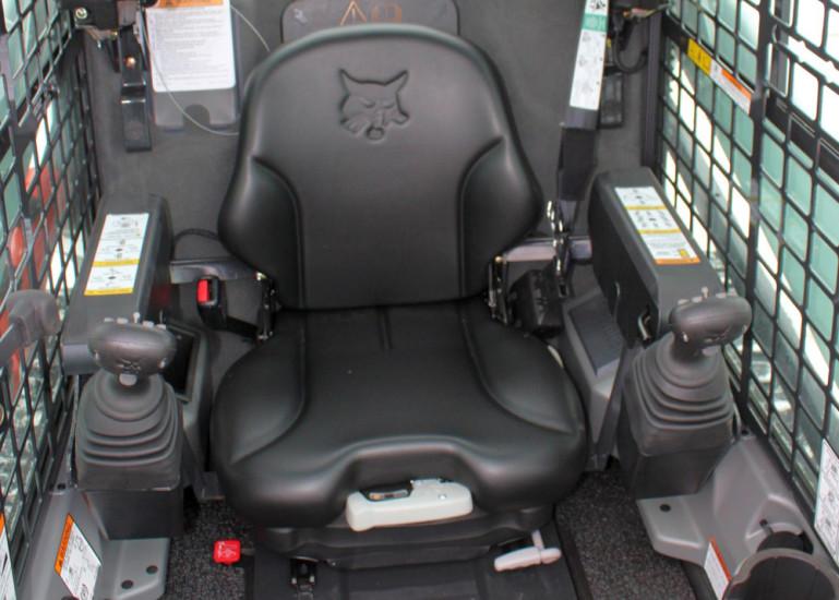 Рабочее место оператора Bobcat T650