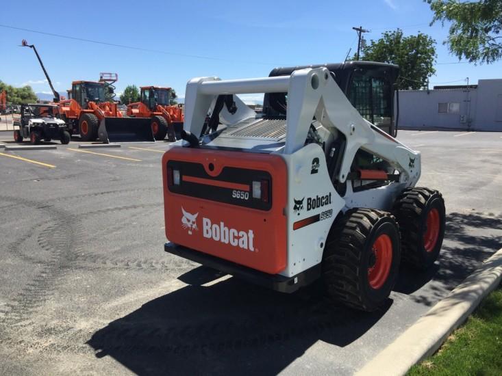 Погрузчик Bobcat 650