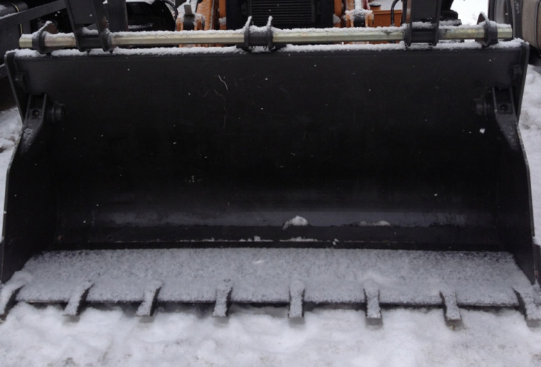 Фронтальный ковш Case 580 T