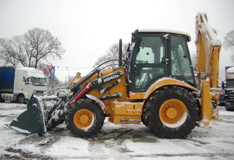 Трактор Hyundai H940S