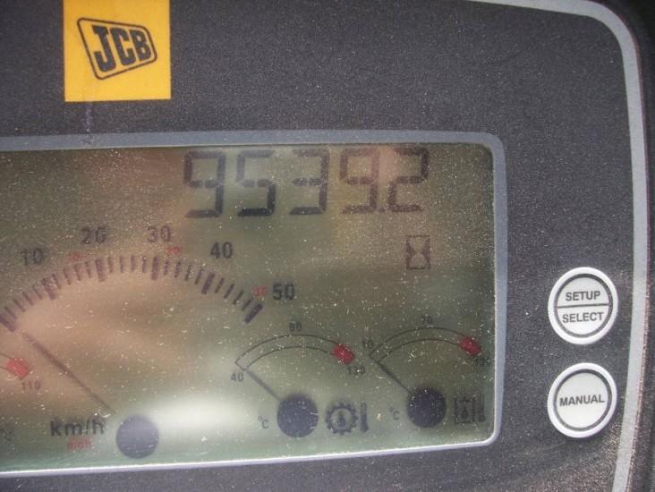 Информационный дисплей JCB 456 ZX