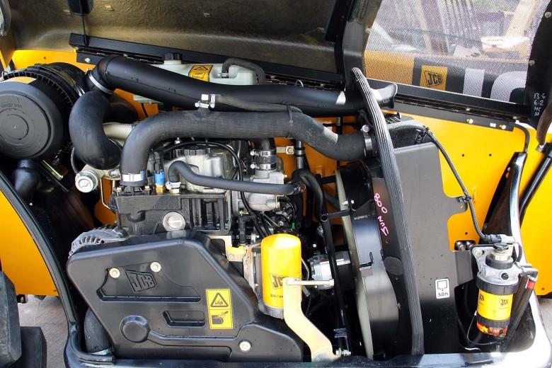 Двигатель JCB 531-70