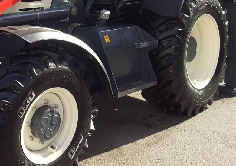 Колеса Terex TLB 825