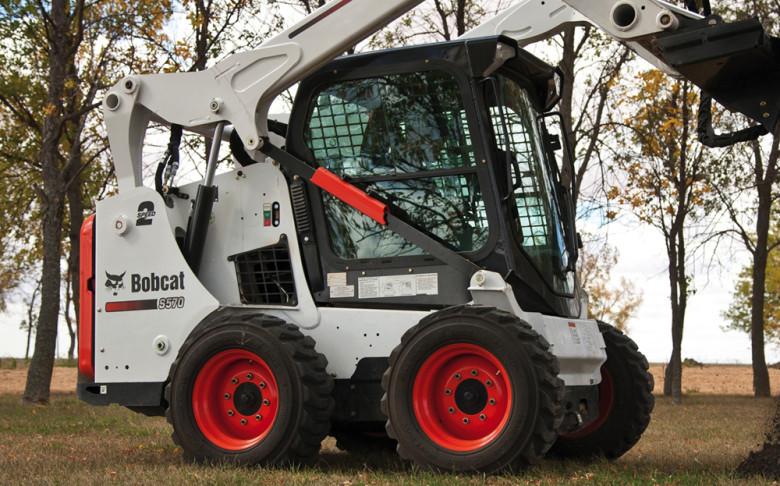 Мини-погрузчик Bobcat S570