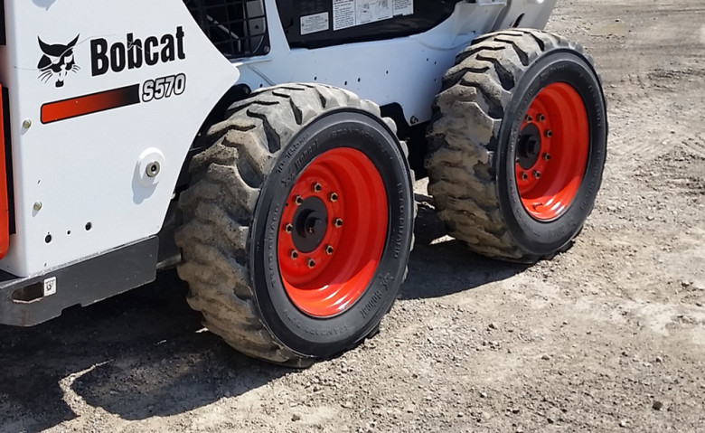 Колеса Bobcat S570