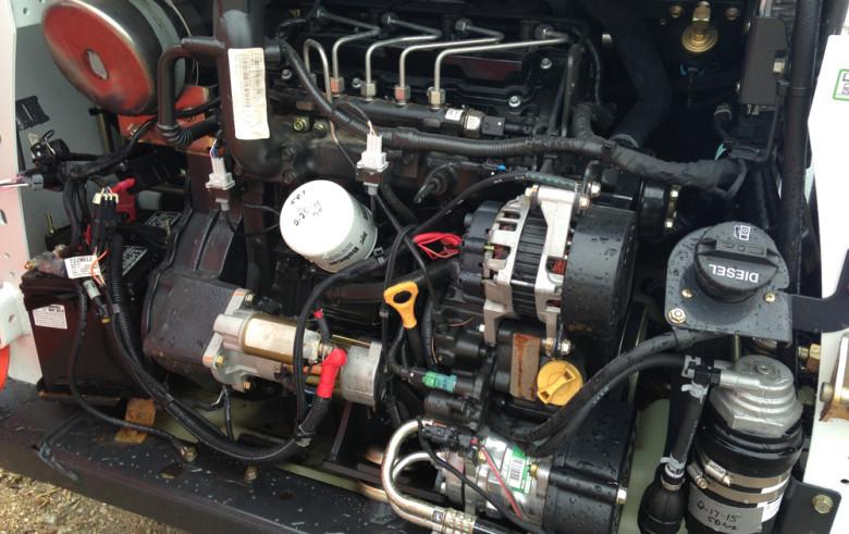 Силовая установка Bobcat S570
