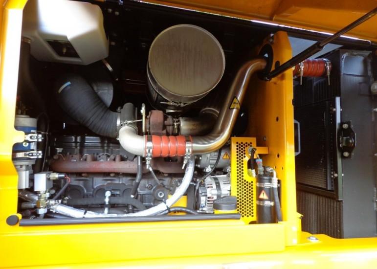 Двигатель JCB 436