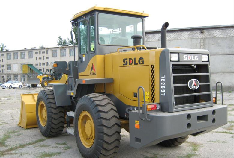 Фронтальный погрузчик SDLG LG933L