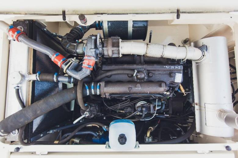 Двигатель ТВЭКС ЕК-18