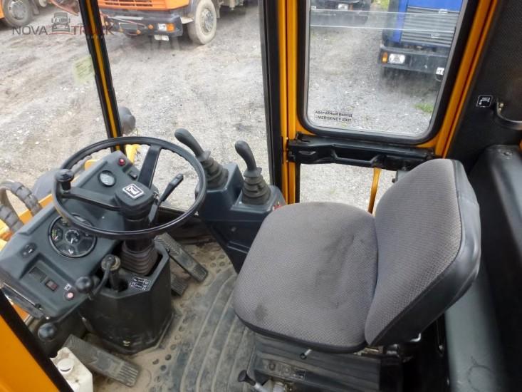 Рулевое управление в Амкодор 332С4