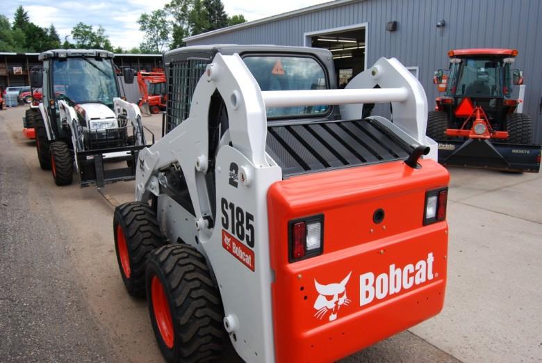 Погрузчик Bobcat S185