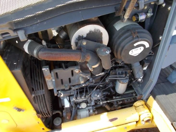 Двигатель Komatsu D39EX-21