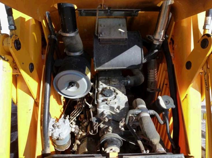 Двигатель JCB 1 CX