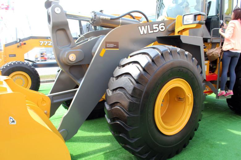 Колеса John Deere WL 56