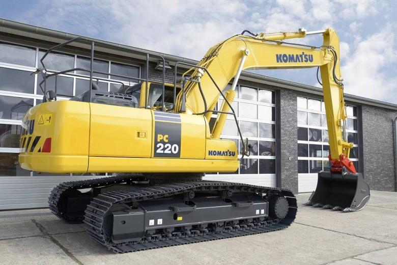 Komatsu PC 220 LC
