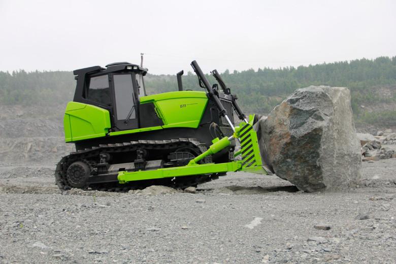 Новый бульдозер Б11.8000