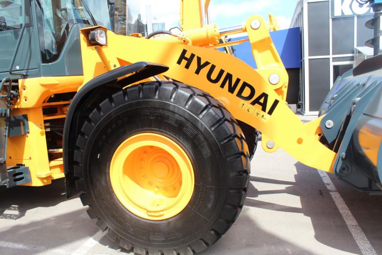 Колеса Hyundai HL 760-9S