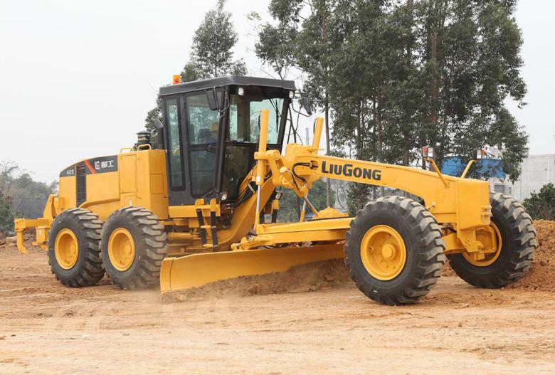 Грейдер Liugong 4215 6WD