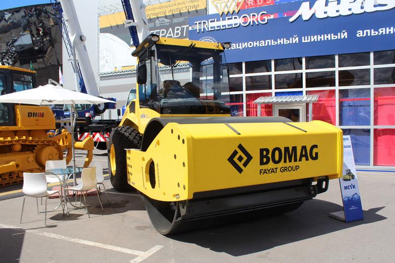 Bomag BW 219 D-5