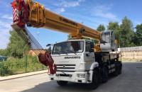 Автокран Ивановец КС-65740-6