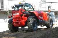Фото Manitou MT 625 Turbo